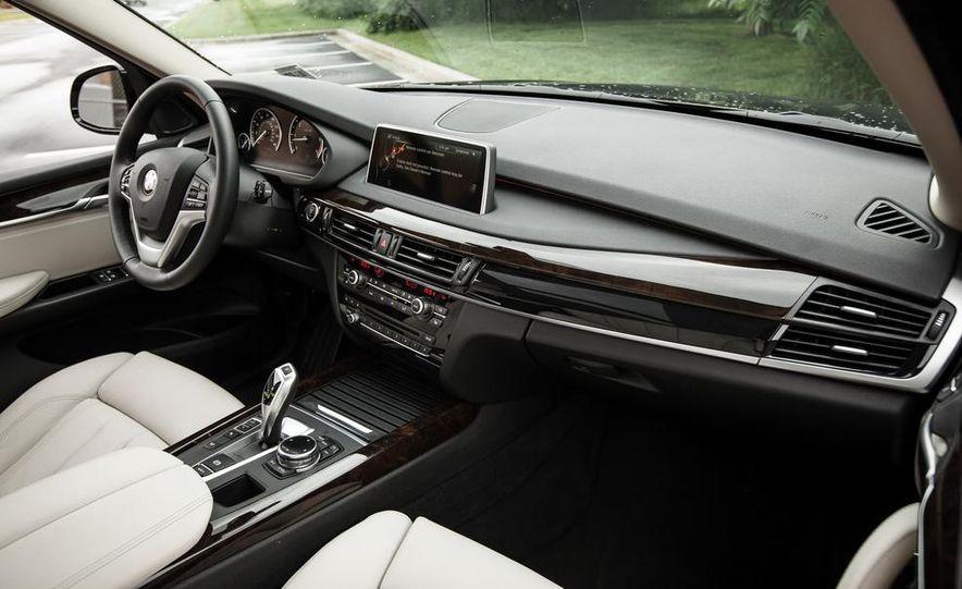 2014 BMW X5 xDrive35d - Slide 28