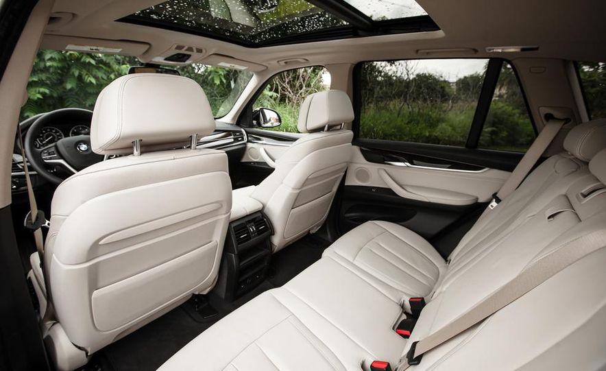 2014 BMW X5 xDrive35d - Slide 32