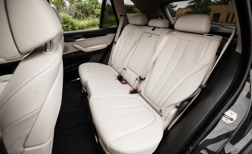 2014 BMW X5 xDrive35d - Slide 34