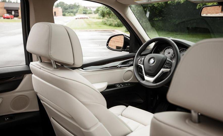 2014 BMW X5 xDrive35d - Slide 35