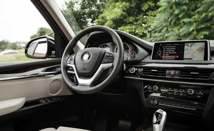 2014 BMW X5 xDrive35d - Slide 36