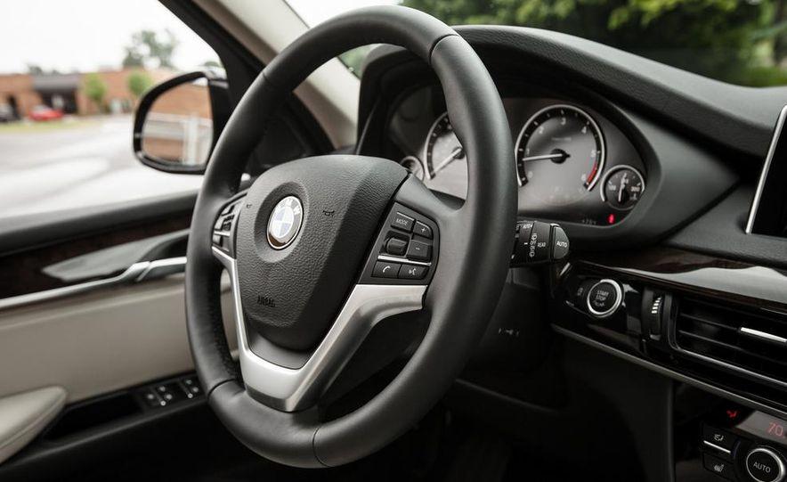 2014 BMW X5 xDrive35d - Slide 37