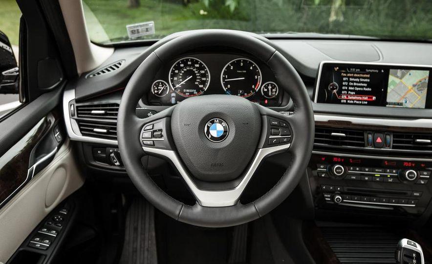 2014 BMW X5 xDrive35d - Slide 38