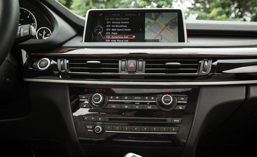 2014 BMW X5 xDrive35d - Slide 39