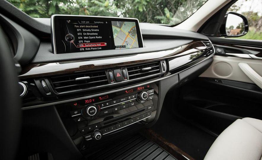 2014 BMW X5 xDrive35d - Slide 40