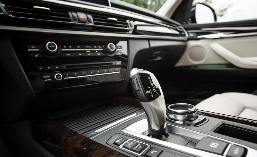 2014 BMW X5 xDrive35d - Slide 41