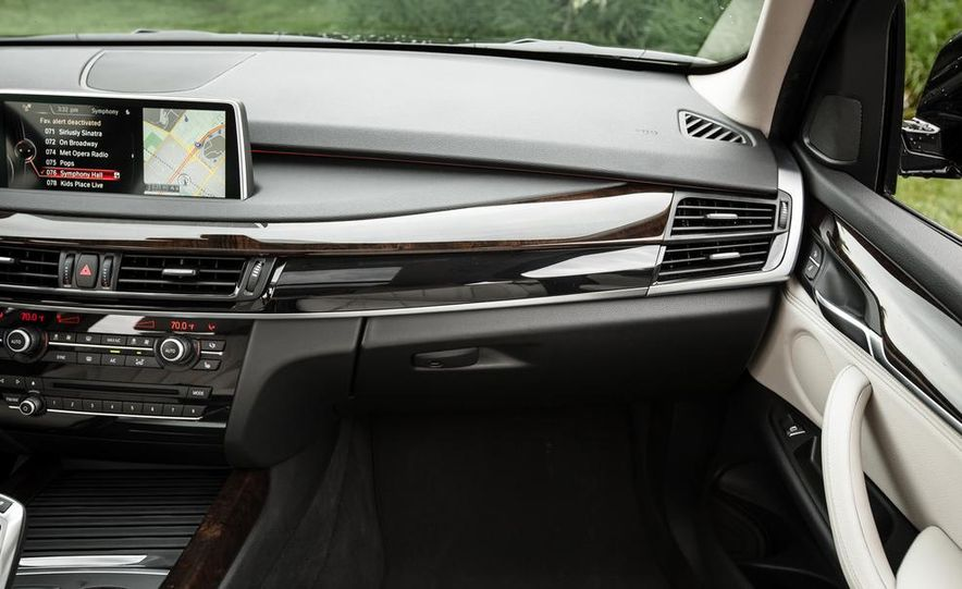 2014 BMW X5 xDrive35d - Slide 42