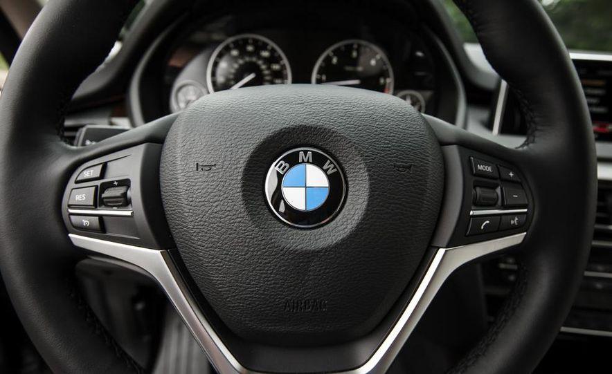 2014 BMW X5 xDrive35d - Slide 43