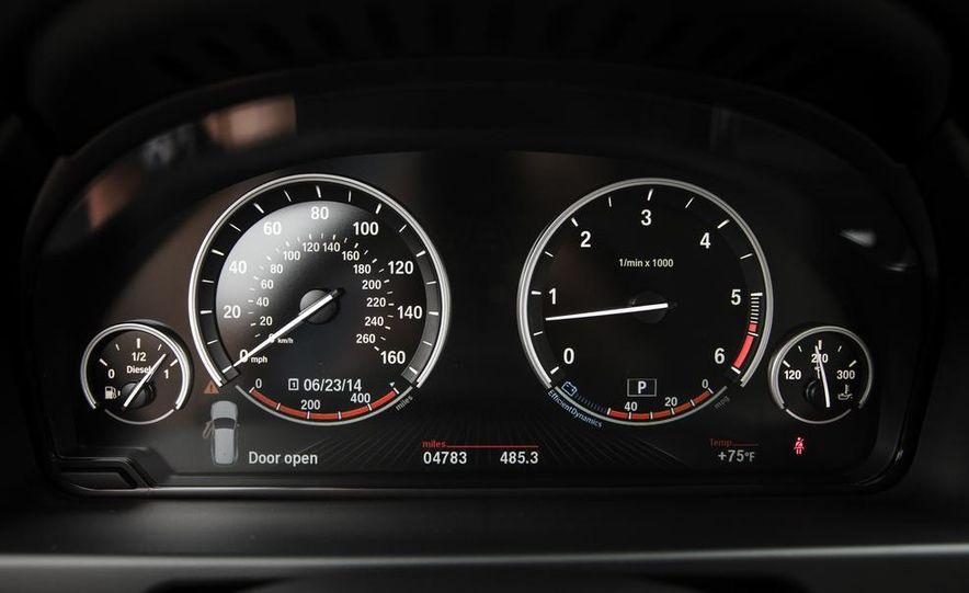 2014 BMW X5 xDrive35d - Slide 47
