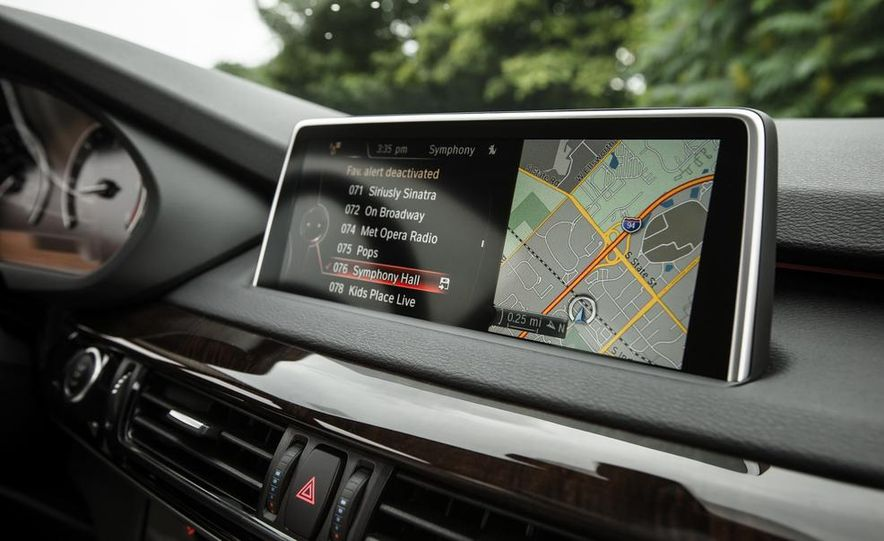 2014 BMW X5 xDrive35d - Slide 52