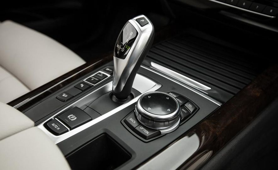 2014 BMW X5 xDrive35d - Slide 54