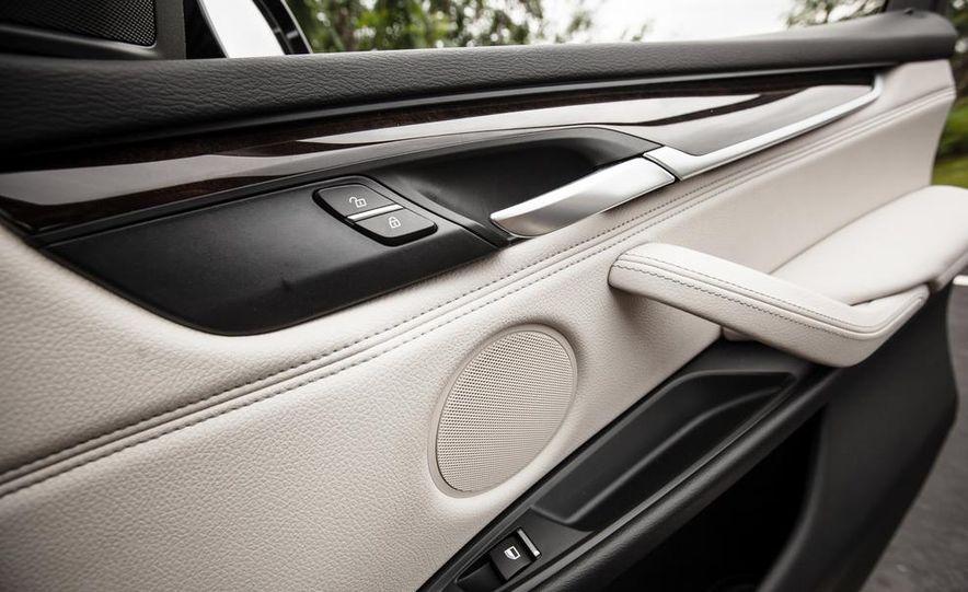 2014 BMW X5 xDrive35d - Slide 58