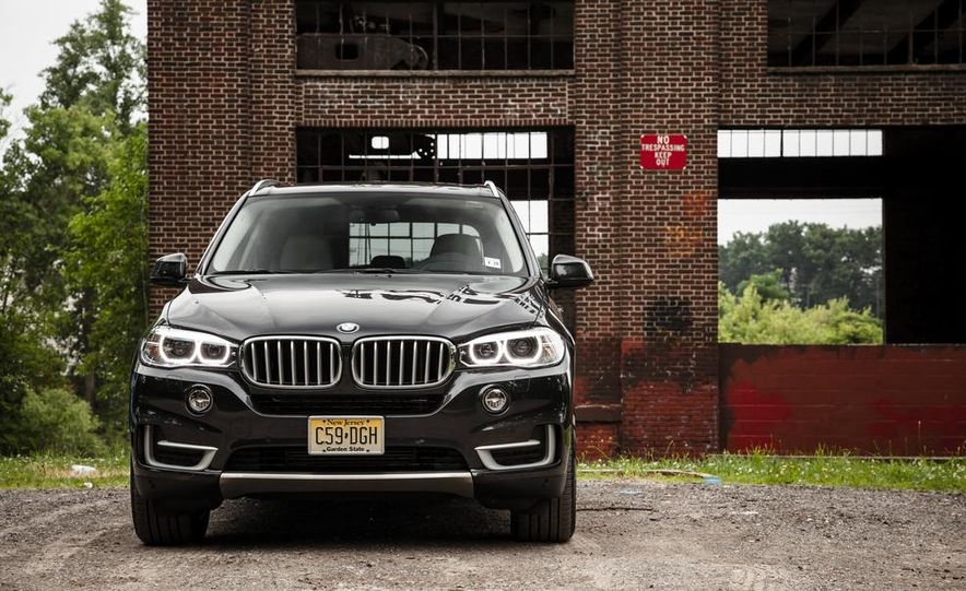 2014 BMW X5 xDrive35d - Slide 11