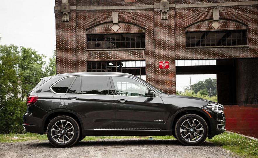 2014 BMW X5 xDrive35d - Slide 12