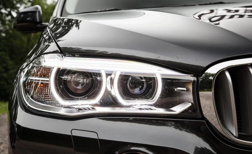 2014 BMW X5 xDrive35d - Slide 16