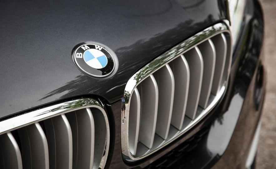 2014 BMW X5 xDrive35d - Slide 17