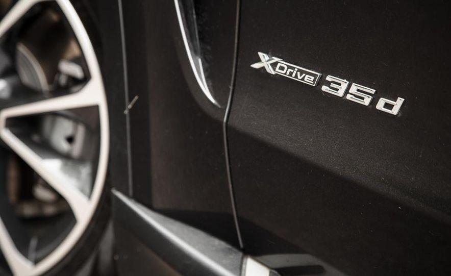 2014 BMW X5 xDrive35d - Slide 18