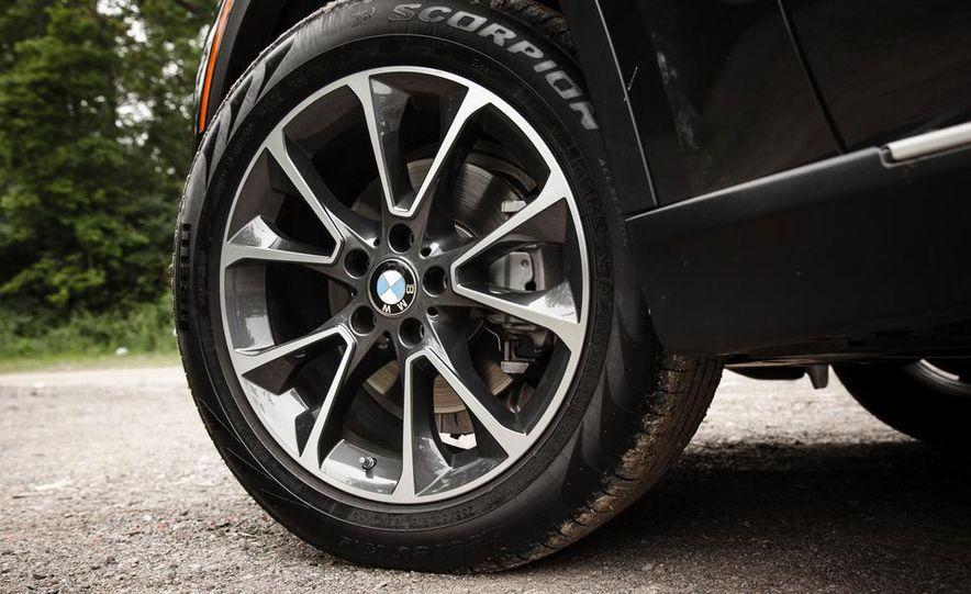 2014 BMW X5 xDrive35d - Slide 19