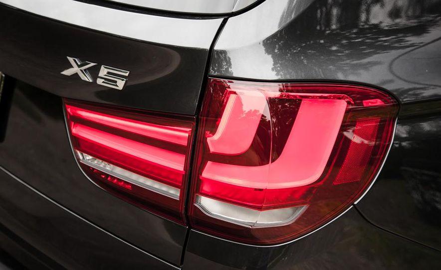 2014 BMW X5 xDrive35d - Slide 21
