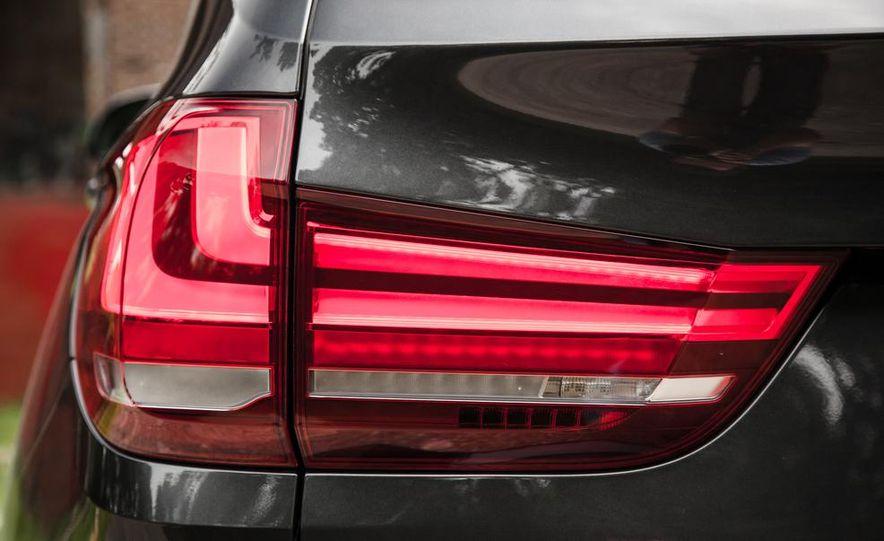 2014 BMW X5 xDrive35d - Slide 22