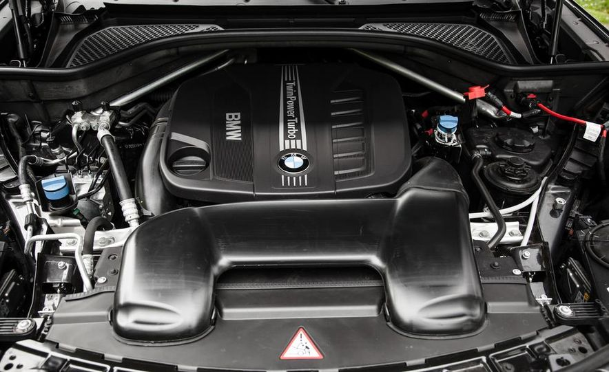 2014 BMW X5 xDrive35d - Slide 59