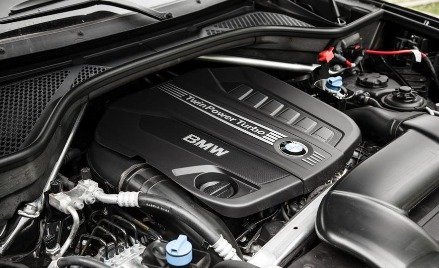 2014 BMW X5 xDrive35d - Slide 60