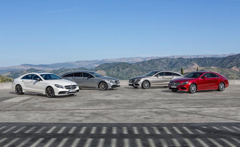 2015 mercedes benz cls63 amg s model sedan cls63 amg s model shooting brake cls400 shooting brake and cls500 4matic sedan pictures photo gallery car