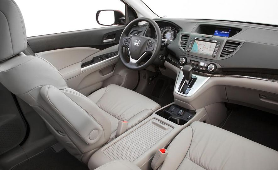 2015 Honda CR-V (spy photo) - Slide 19