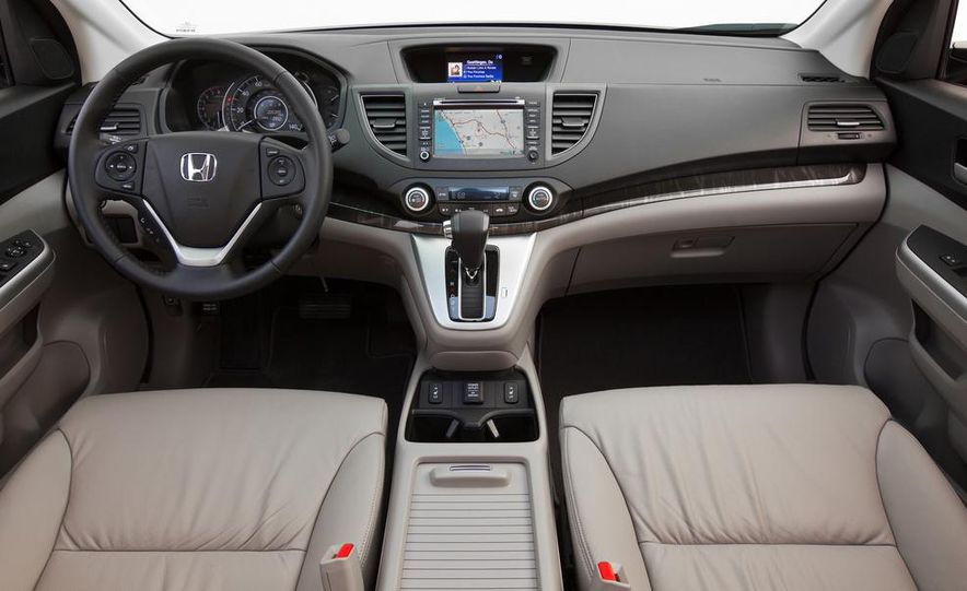 2015 Honda CR-V (spy photo) - Slide 20
