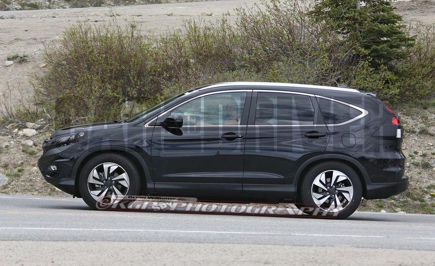 2015 Honda CR-V (spy photo) - Slide 7