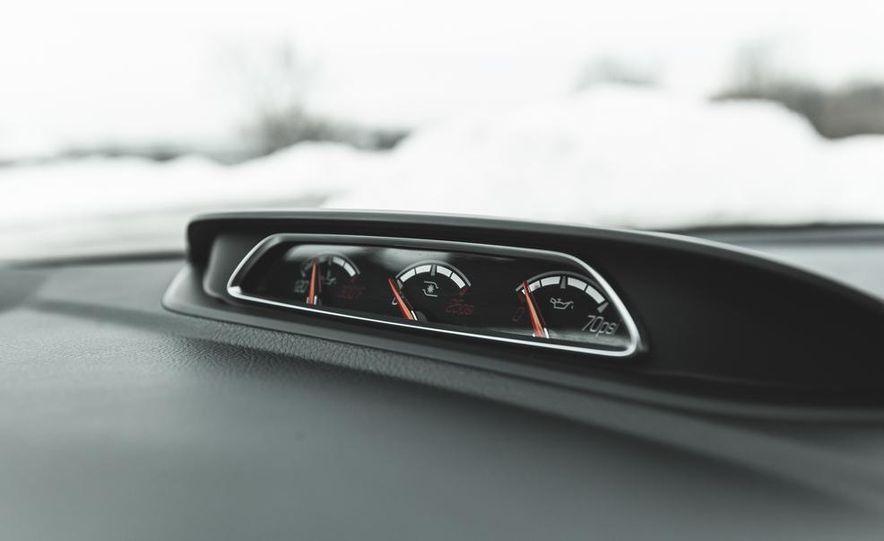 2016 Ford Focus RS hatchback (spy photo) - Slide 50