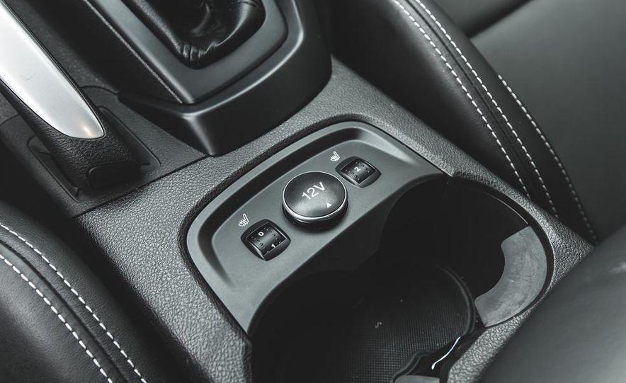 2016 Ford Focus RS hatchback (spy photo) - Slide 49