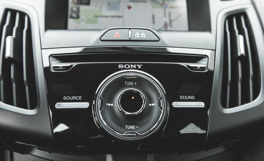 2016 Ford Focus RS hatchback (spy photo) - Slide 44