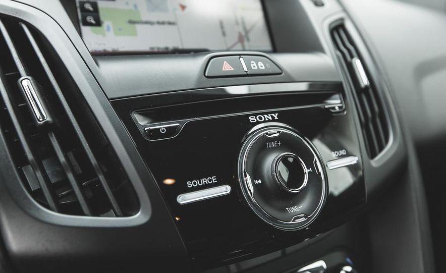 2016 Ford Focus RS hatchback (spy photo) - Slide 45