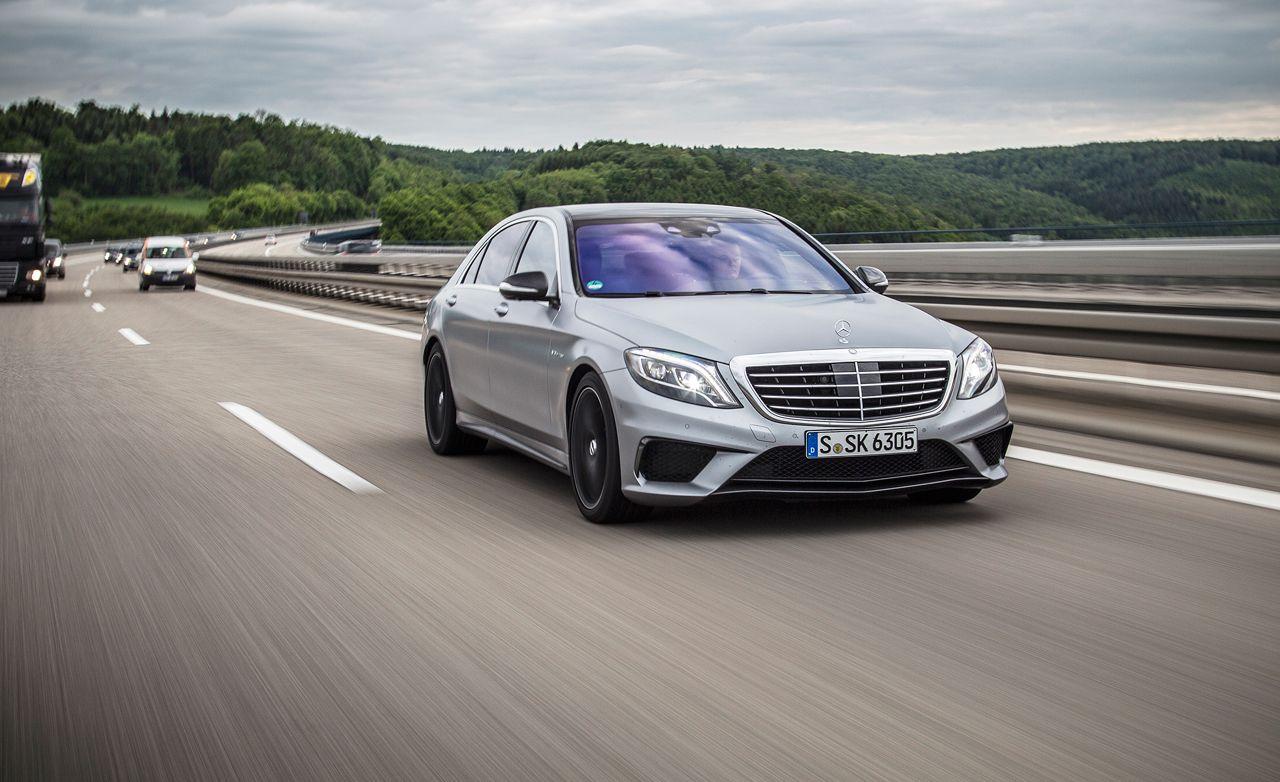 Deutschland De-Restricted: We Storm the Autobahn in the Mercedes-Benz S63 AMG