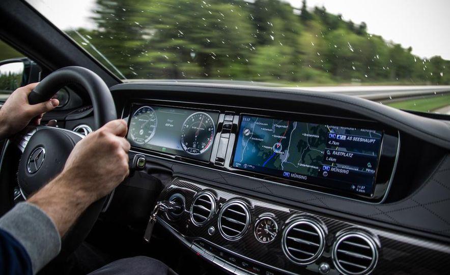 2014 Mercedes-Benz S63 AMG 4MATIC - Slide 41