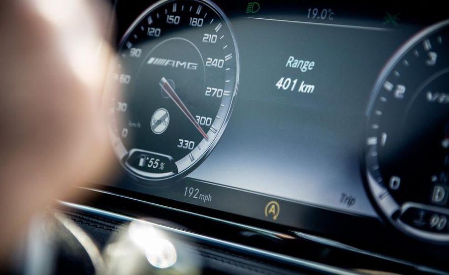 2014 Mercedes-Benz S63 AMG 4MATIC - Slide 42