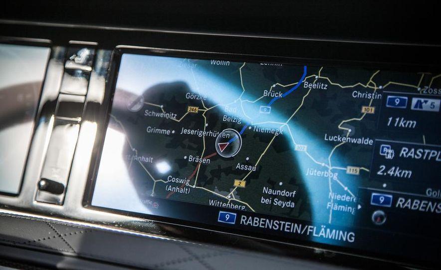 2014 Mercedes-Benz S63 AMG 4MATIC - Slide 43
