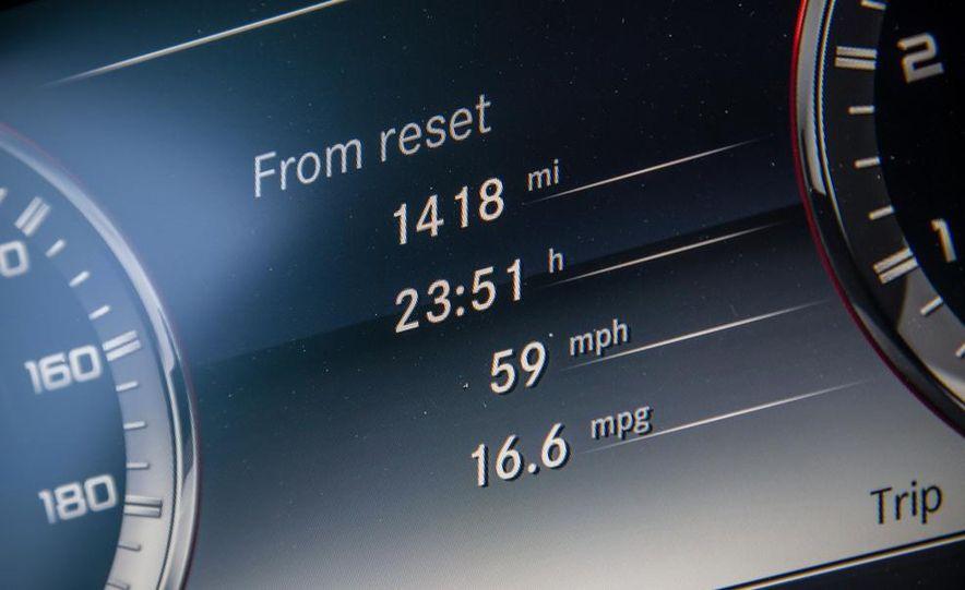 2014 Mercedes-Benz S63 AMG 4MATIC - Slide 46