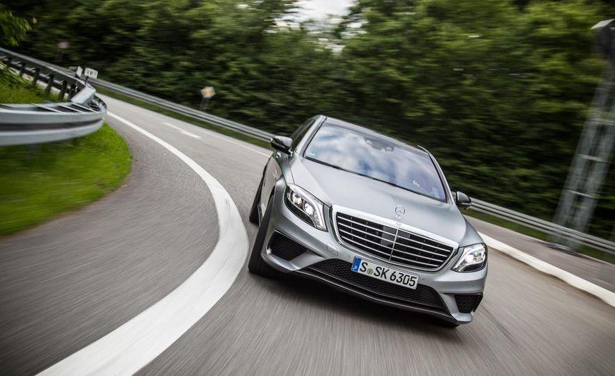 2014 Mercedes-Benz S63 AMG 4MATIC - Slide 2