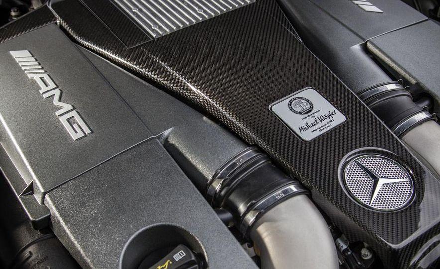 2014 Mercedes-Benz S63 AMG 4MATIC - Slide 48