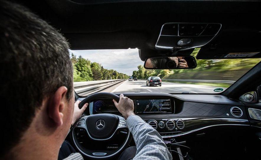 2014 Mercedes-Benz S63 AMG 4MATIC - Slide 38