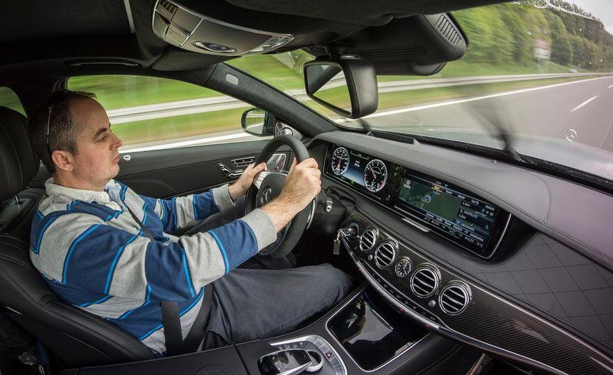 2014 Mercedes-Benz S63 AMG 4MATIC - Slide 39