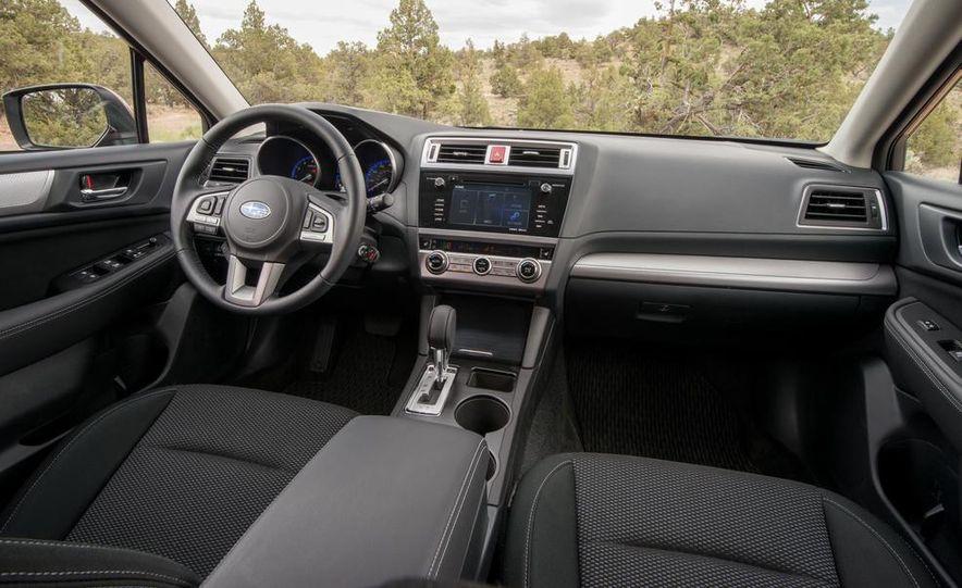 2015 Subaru Outbacks - Slide 79
