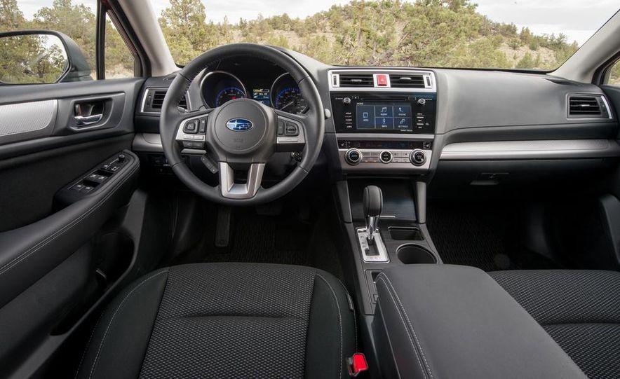 2015 Subaru Outbacks - Slide 80