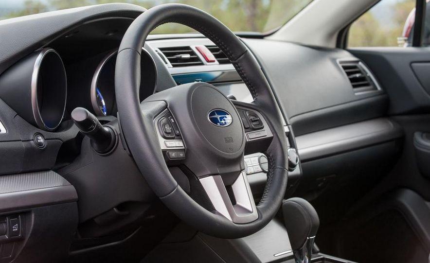 2015 Subaru Outbacks - Slide 82
