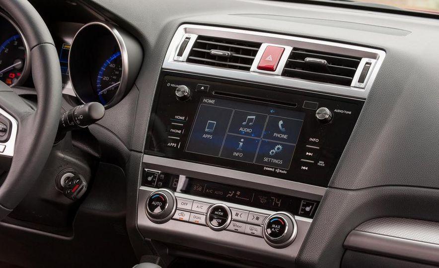 2015 Subaru Outbacks - Slide 85