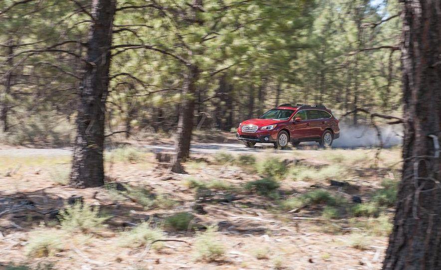 2015 Subaru Outbacks - Slide 54