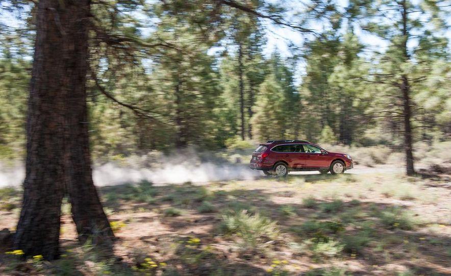 2015 Subaru Outbacks - Slide 58