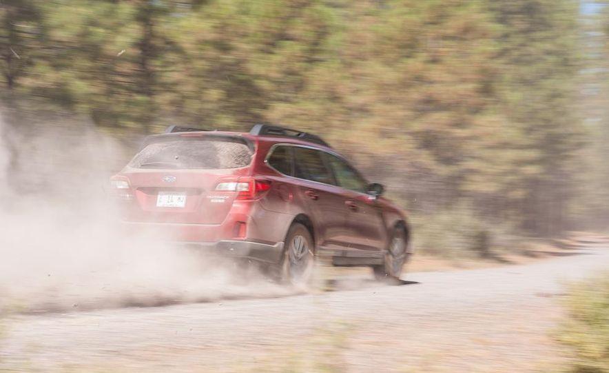 2015 Subaru Outbacks - Slide 61